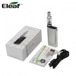Kit iStick Trim + GS Turbo - Eleaf